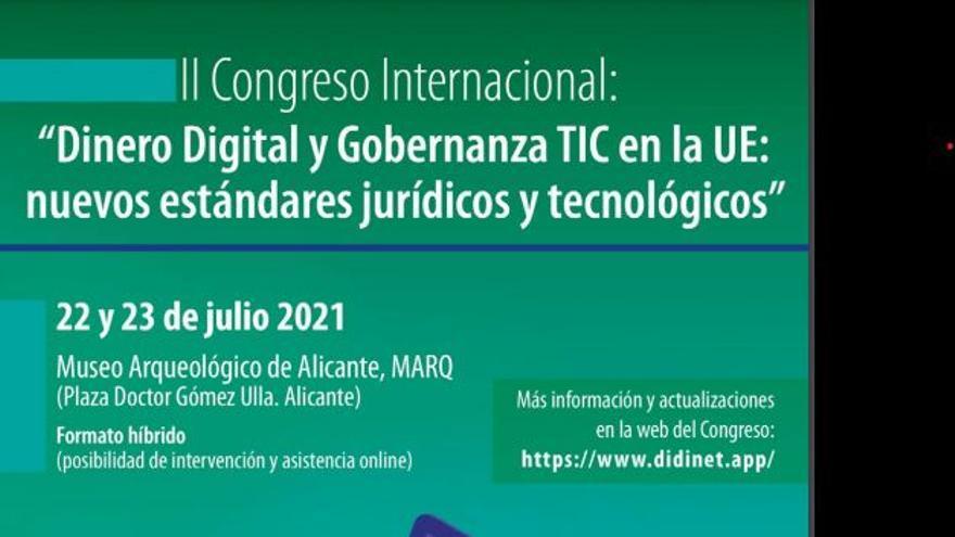 """Las """"criptomonedas estables"""", a debate en un congreso internacional organizado por la Universidad de Alicante"""