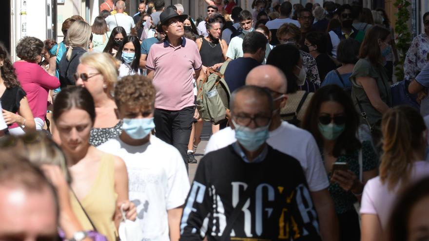 Dos nuevos fallecidos con covid en Málaga en una jornada con 68 contagios más