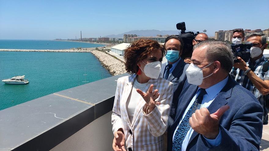 Urbanismo critica que no se invitase al alcalde a visitar el Oceanográfico junto a la ministra