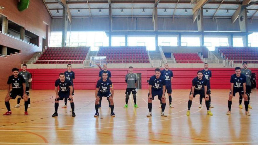 El Alzira FS ya ilusiona tras una gran remontada en Elda