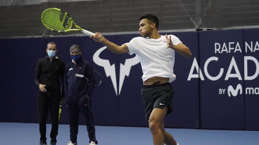 Toni Nadal vuelve al circuito como miembro del equipo de Felix Auger-Aliassime