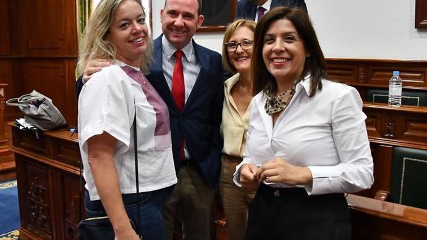 CC, Ciuca y Más por Telde allanan el camino de los socialistas a la alcaldía