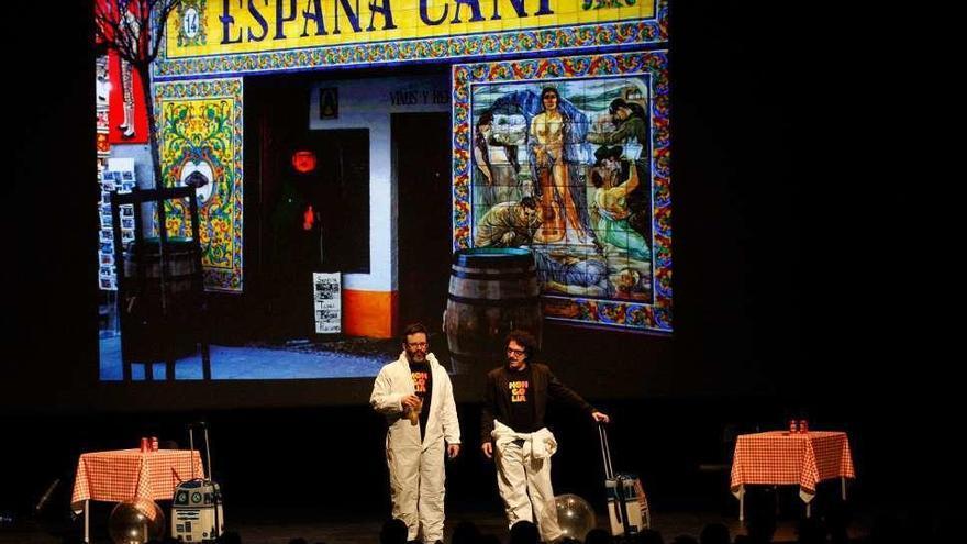 """""""Mongolia, el musical"""", en el teatro provincial"""