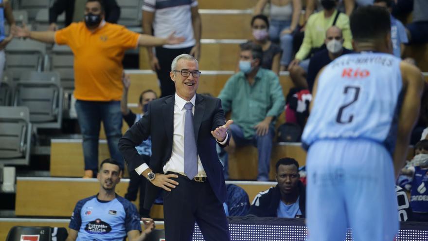 Paco Olmos regresa a lo grande a la ACB