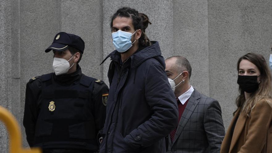 Alberto Rodríguez niega en el Supremo haber golpeado a un policía en una manifestación