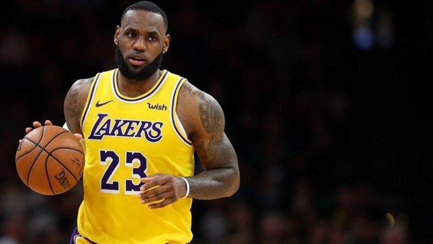 Los Lakers siguen con su racha triunfal