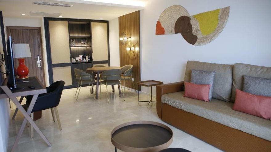 Das neue Zafiro-Hotel Palace Andratx