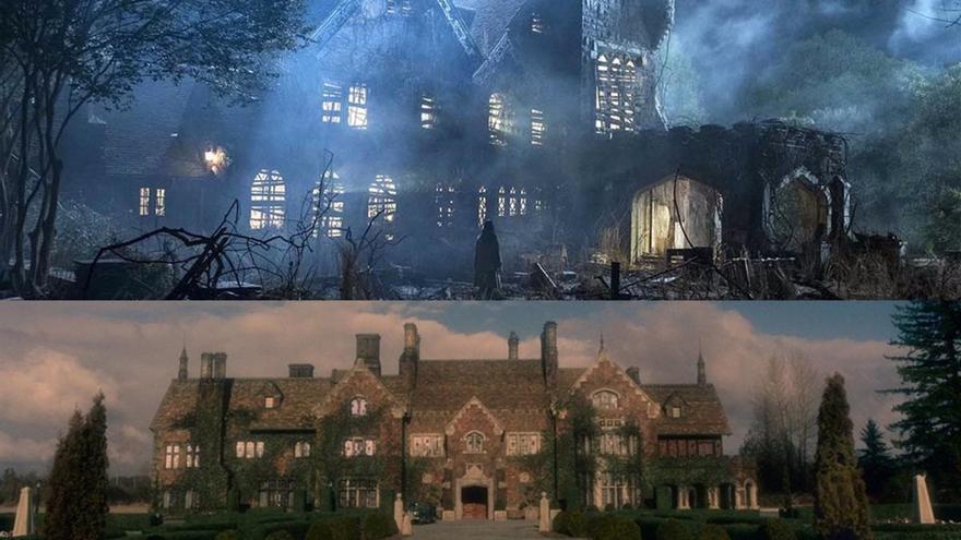 Estas son las diferencias entre 'La maldición de Bly Manor' y 'La maldición de Hill House'