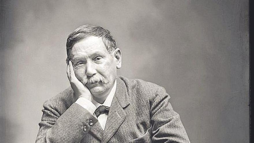 Un centenar de fotografías para conmemorar los primeros cien años sin Galdós