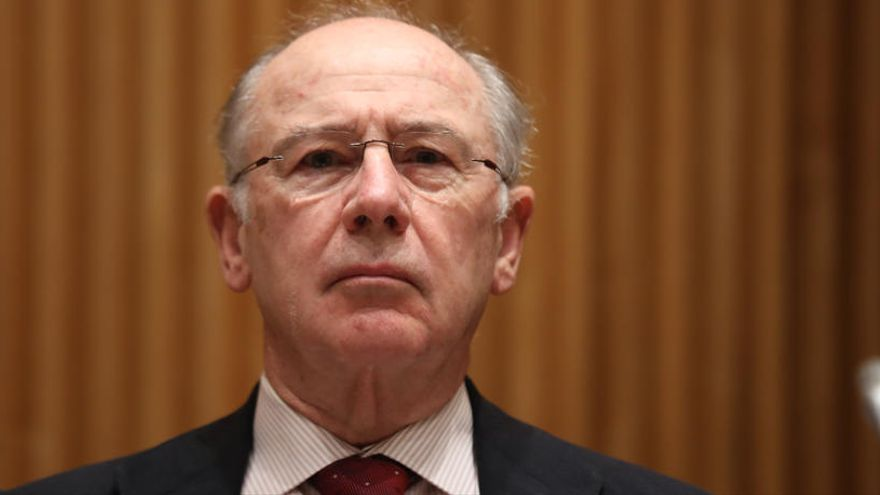 Rato comparece hoy de nuevo por el caso Bankia