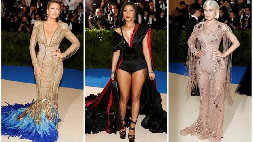 Moda 'low cost' y lencería, las dos sorpresas de la Gala Met