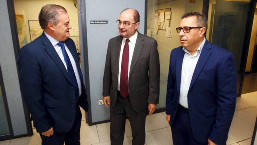"""""""Endesa debería tener algún gesto de seriedad y responsabilidad con Aragón"""""""