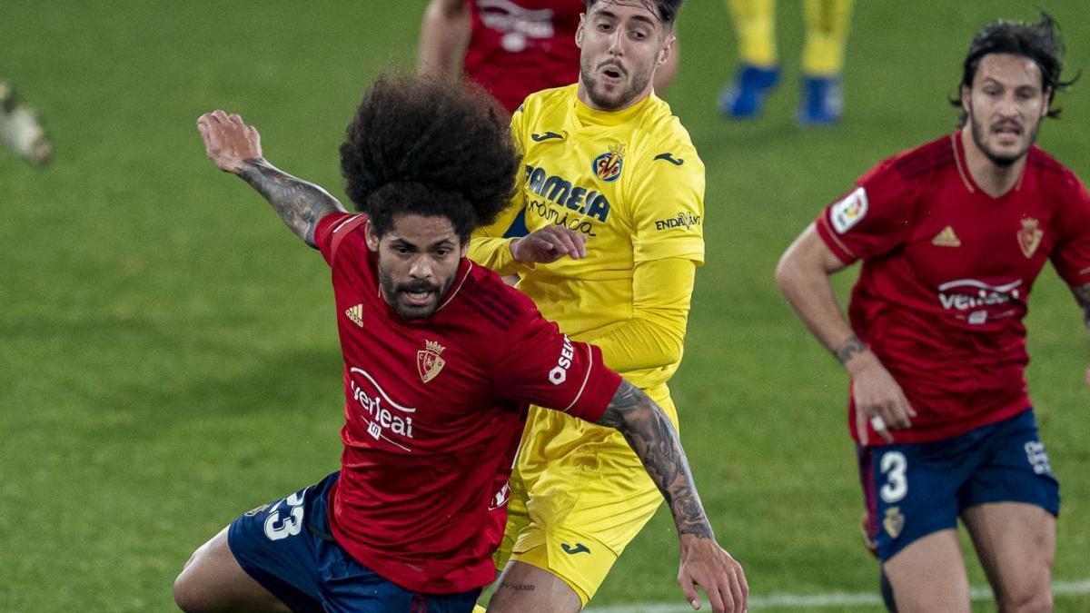 El Villarreal vuelve a la senda del triunfo con un recital ante Osasuna (1-3)