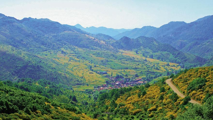 Los valles perdidos de León