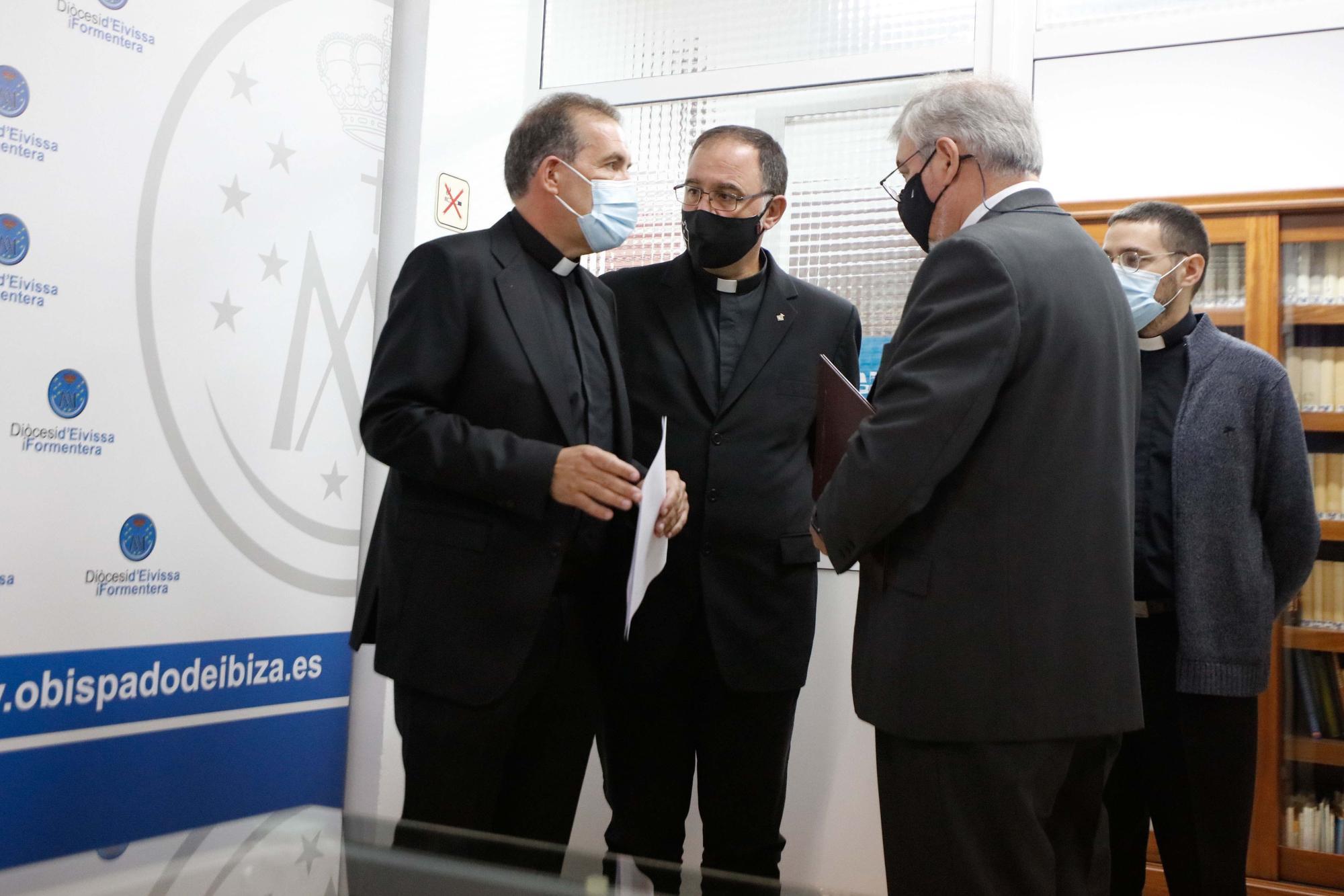 Vicent Ribas, nuevo obispo de la diócesis pitiusa