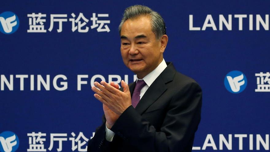 Los jefes de la diplomacia china y norteamericana mantienen una conversación sobre Afganistán