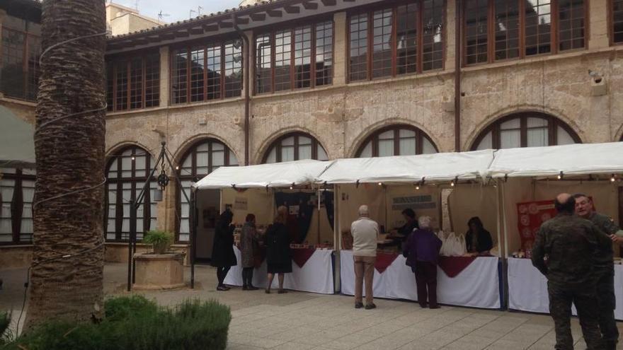 Las monjas endulzan el claustro de santa Margarita