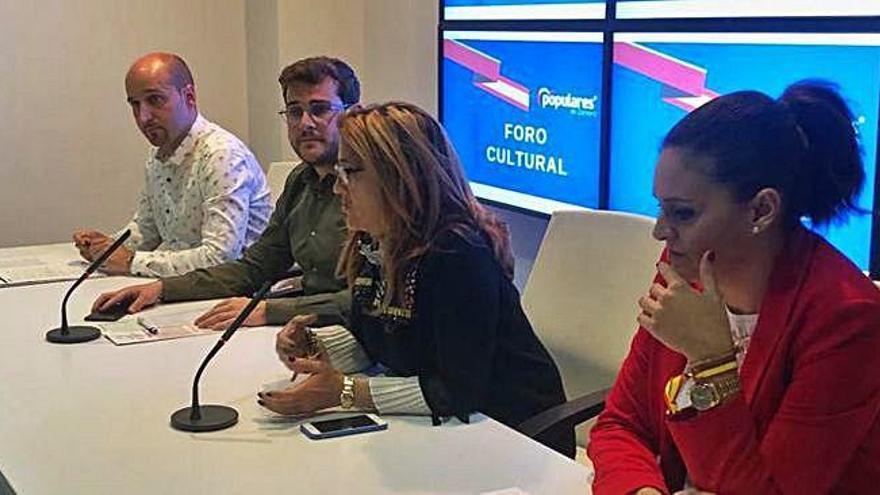 """El PP aboga por situar a Zamora como """"ciudad del castellano"""""""