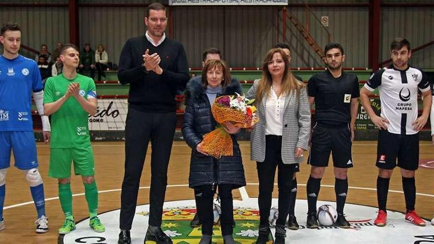 El Santiago Futsal se lleva el Memorial Coto Ferreiro