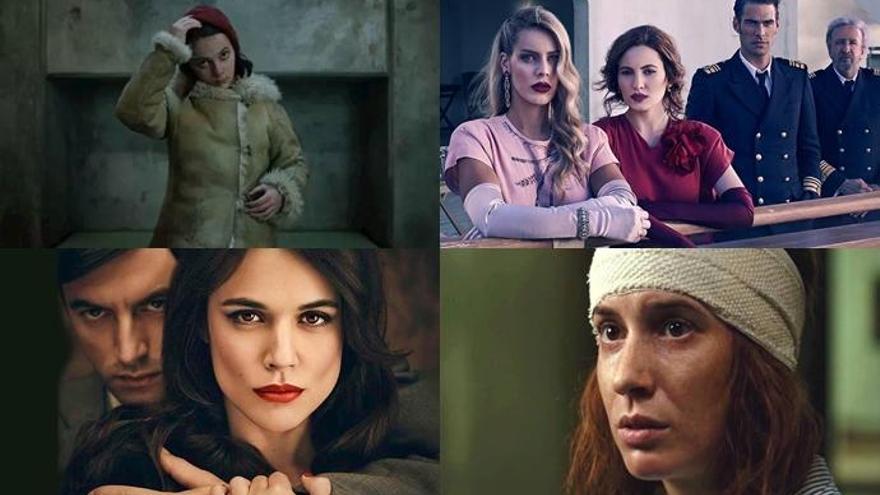 Los mejores estrenos de series de aquí a final de año