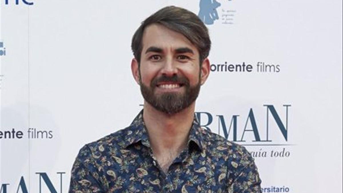Una imagen del actor Daniel Muriel.