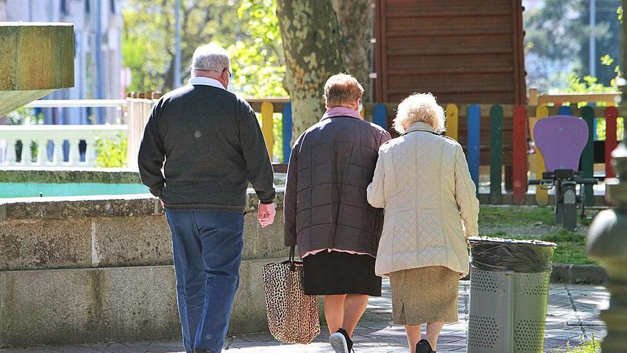 Ourense perdió casi 5 habitantes cada día en 2020