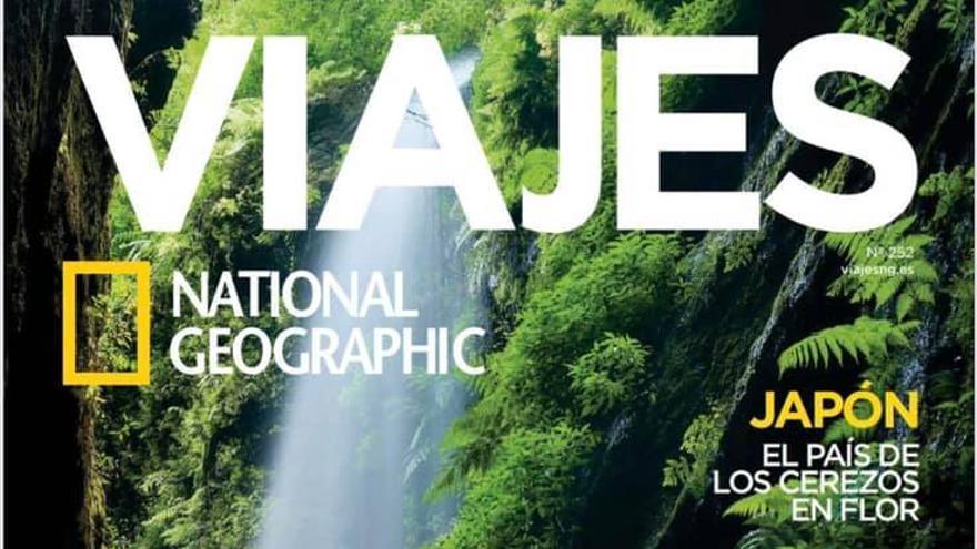 La Palma, portada de National Geographic