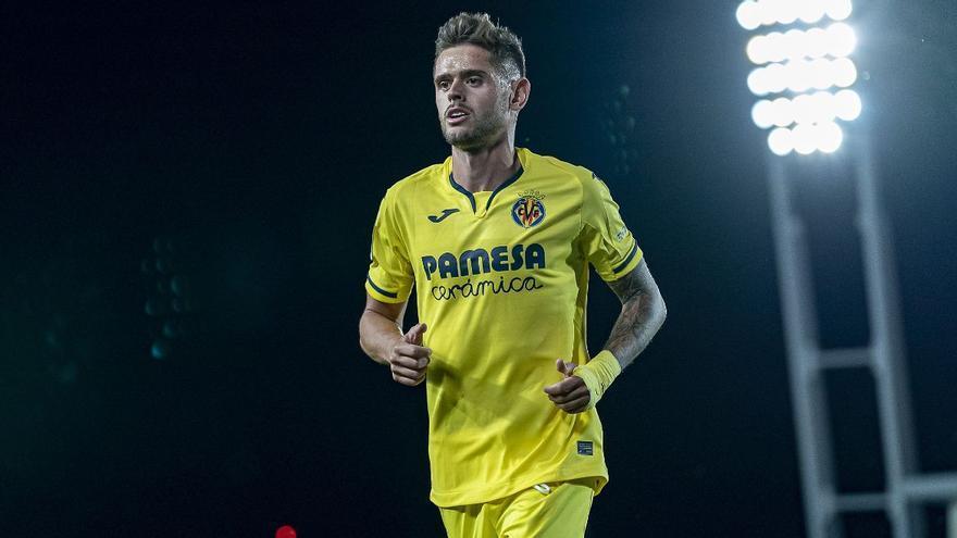 Xavi Quintillà jugará cedido en el Leganés