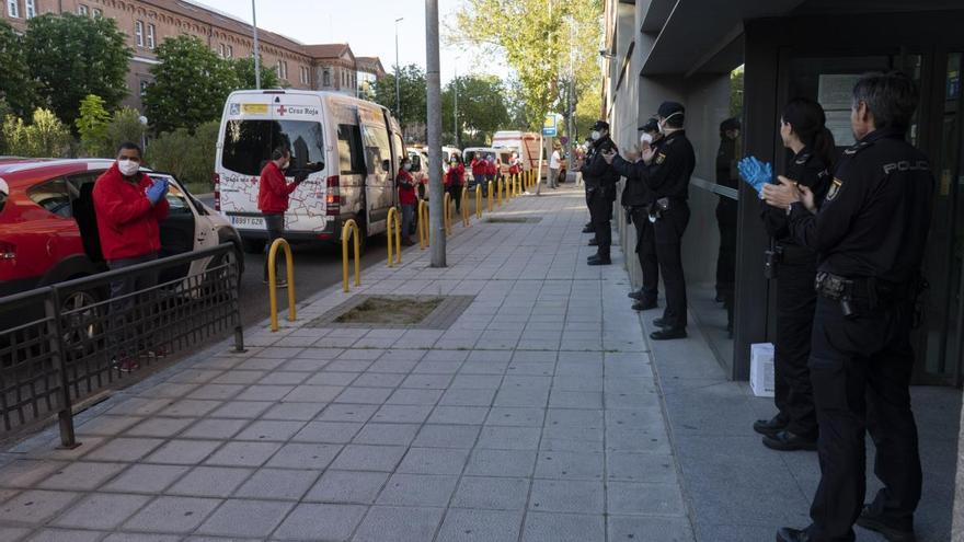 Una inyección económica para aupar a Cruz Roja, Cáritas y el Banco de Alimentos de Zamora frente al COVID