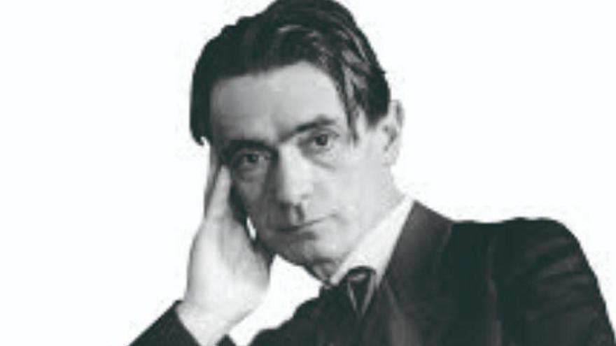 Óscar González y la antroposofía