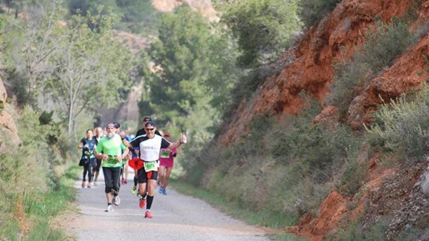 El Maratón Vías Verdes Ojos Negros prepara su cuarta edición