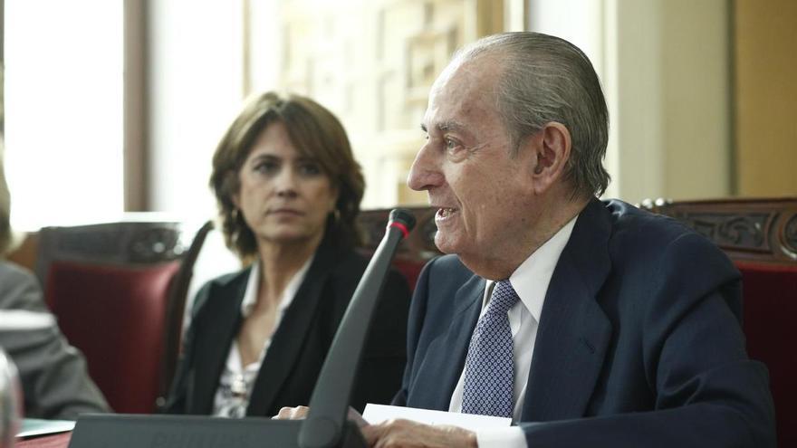 Mor l'expresident del Congrés dels diputats i exministre d'UCD Landelino Lavilla