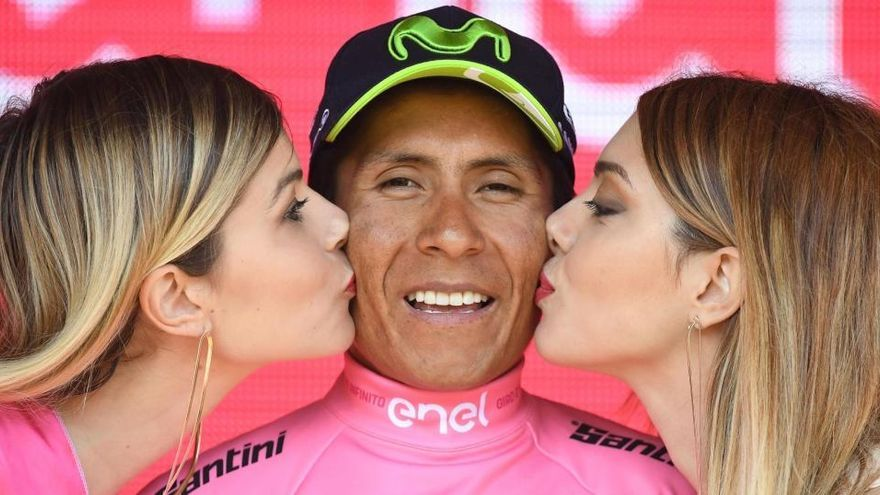 ¿Por qué en el Tour de Francia el maillot es amarillo y en el Giro de Italia es rosa?