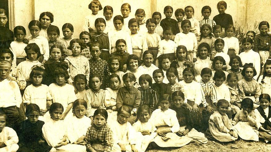 A mortalidade infantil en Moaña en 1930
