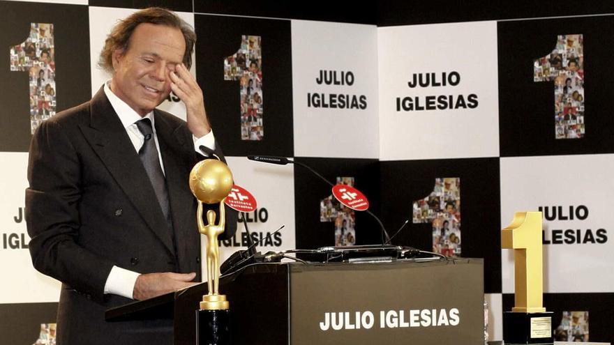 Javier Santos y su lucha para ser reconocido como hijo de Julio Iglesias