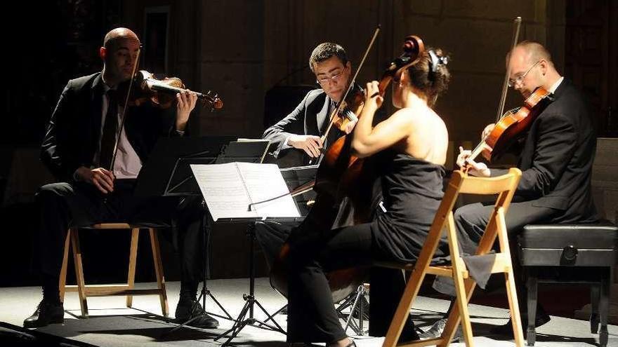 El Cuarteto Quiroga gana el Premio Nacional de Música en la categoría de Interpretación