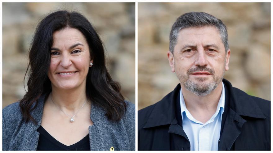 Orobitg i Torrentà, nous diputats d'ERC per substituir Sabrià i Caula