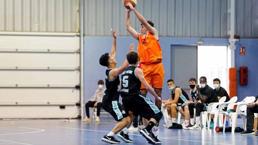 Regresan las competiciones de baloncesto