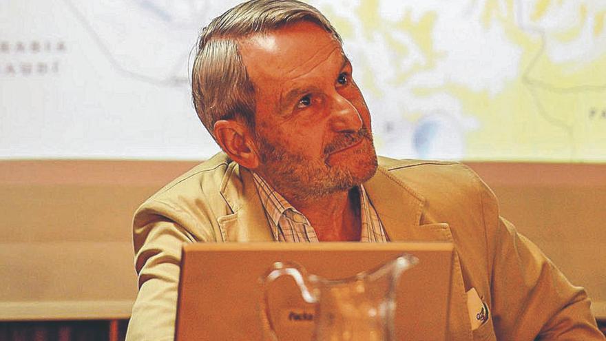 """Víctor Morales: """"Hay con Galdós un reconocimiento identitario de lo moro y lo judío"""""""