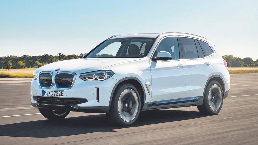 Llega el X3 eléctrico a BMW