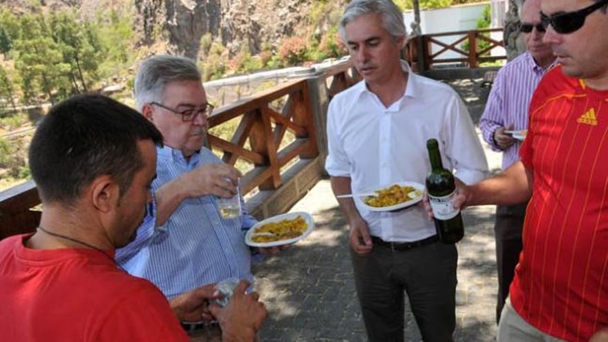 Santana Cazorla solicita ampliar el hotel Tirajanas con un grupo de cabañas