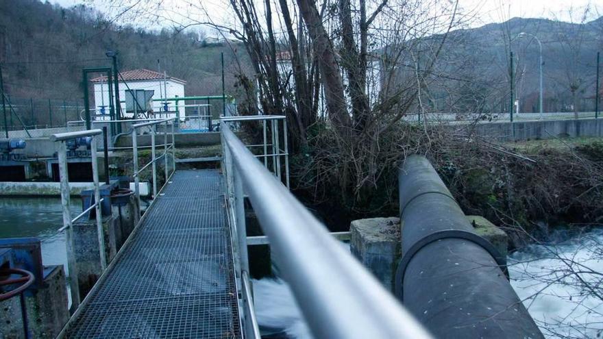Aguas de Langreo proyecta una minicentral hidroeléctrica en Laviana