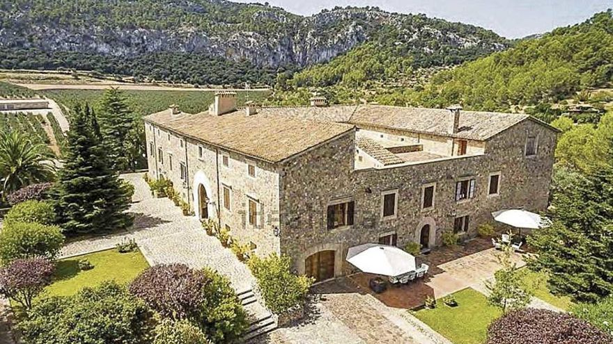 Tres de las diez casas en venta más caras de España están en Mallorca