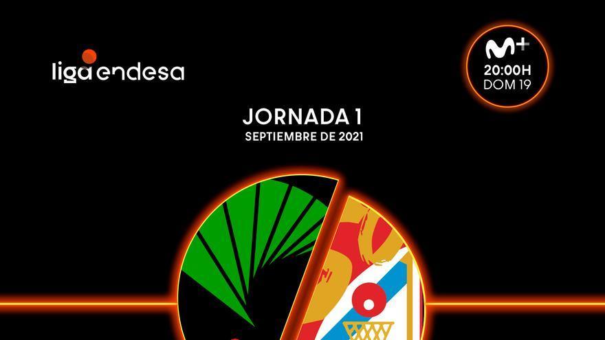 El Unicaja arrancará la Liga Endesa en casa ante Obradoiro