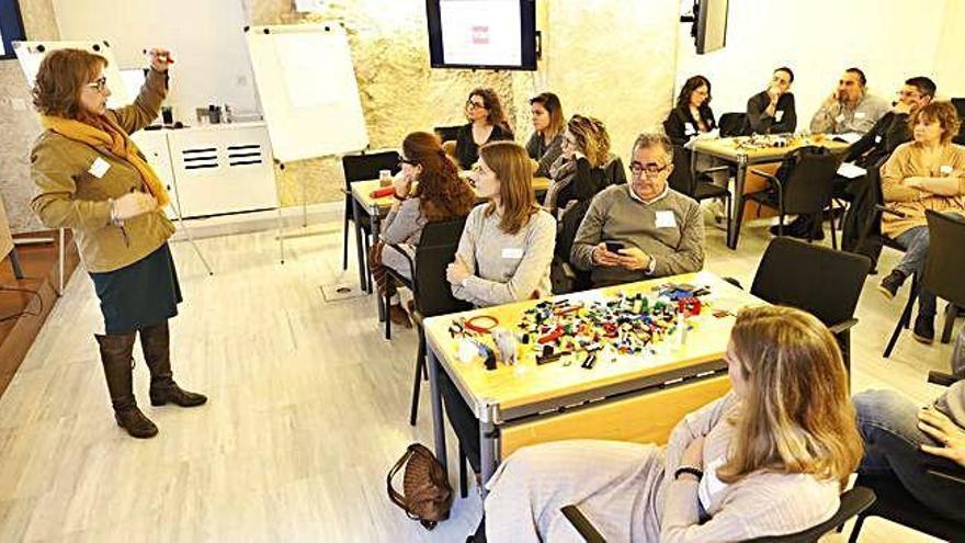 Peces de Lego per construir empreses més competitives