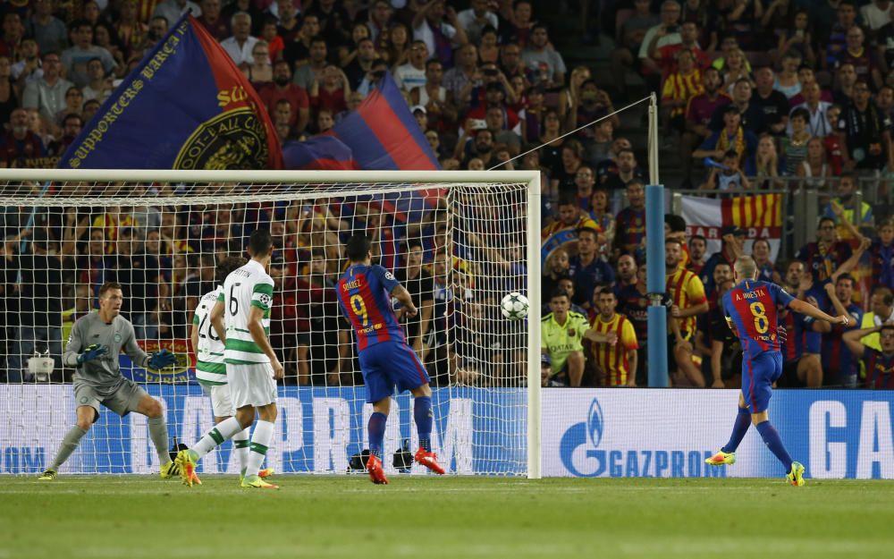 Champions League: Barcelona - Celtic