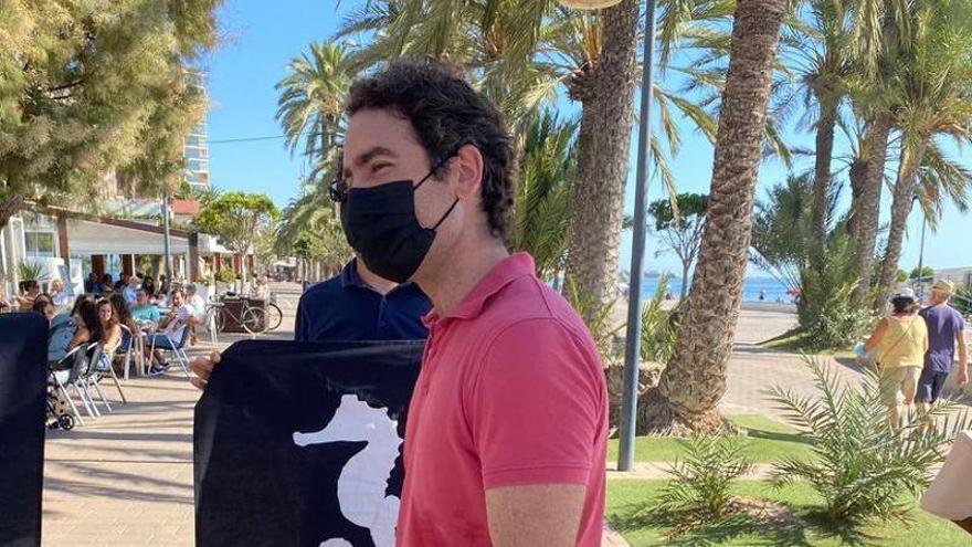 Teodoro García Egea pide a la ILP del Mar Menor que apoye al Gobierno regional