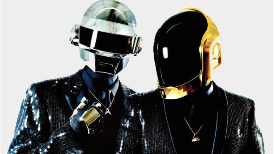 Motivos por los que llorar la separación de Daft Punk