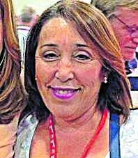 PSOE   María del Carmen Martín Ortiz. NUEVA. Técnico en cuidados de enfermería y funcionaria del SAS en el Materno. Secretaria de organización de la Agrupación Distrito Centro.