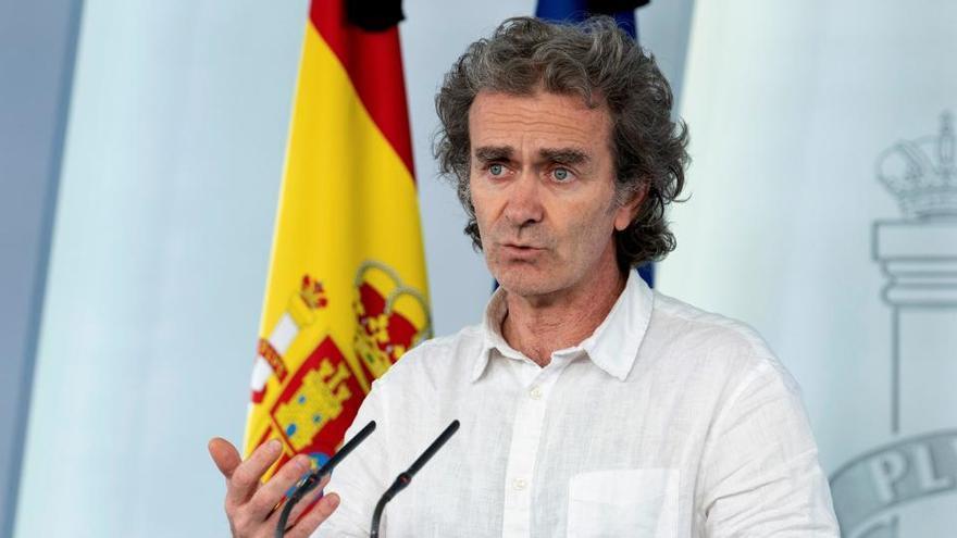 La Guardia Civil apunta al doctor Simón en sus pesquisas sobre el 8-M